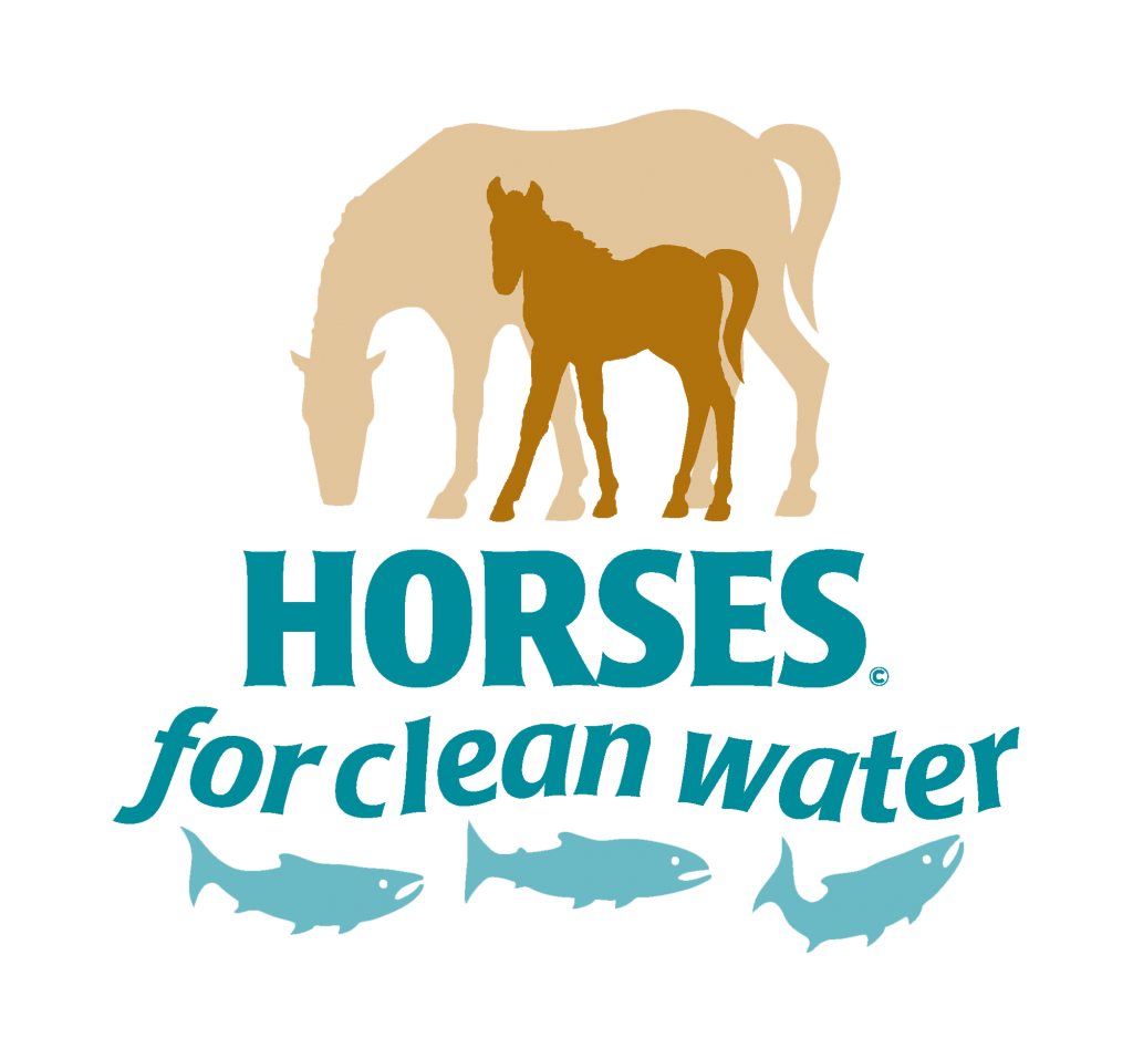 Horses for Clean Water Logo